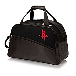 PICNIC TIME NBA Houston Rockets Stratus Insulated Cooler Duffel, Black