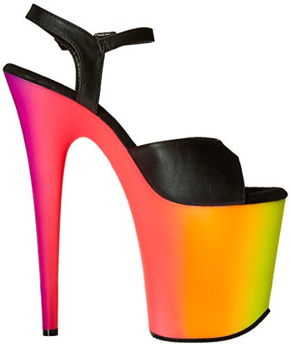 Pleaser 809UV RAINBOW NMC BPU RBOW809UV wwfr5Uq7