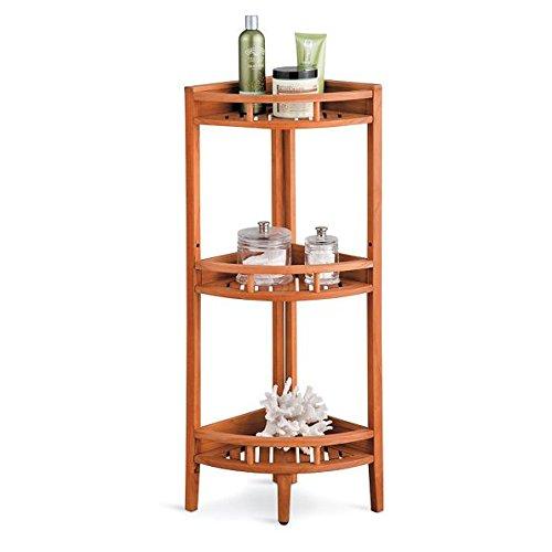 addy Corner Shelf Stand Mildew Resistant ()