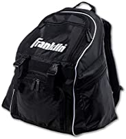 Franklin Sports Soccer Bag - Soccer Backpack - Adult and Youth Soccer Bag - Fits Soccer Ball, Cleats, Shin Gua