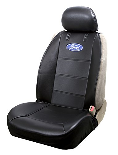 - Plasticolor 008584R01 Ford Black Sideless Seat Cover