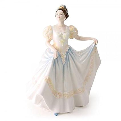 Amazon com: Royal Doulton Figurine LINDSAY HN3645 Made and
