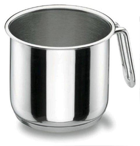 Lacor - 90712 - Pote Cilindrico Gourmet 12cm Inox