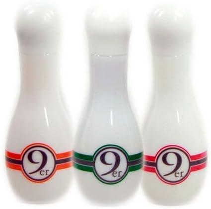 12 Flaschen Strikemaker Lik/ör Wodka-Feige Pfirsich Schnaps im Bowlingpin Kr/äuter
