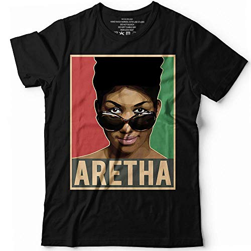 Aretha We Love You Queen Of Soul Retro Vintage Customized Handmade T-shirt/Hoodie / Sweater/Long Sleeve/Tank Top/Premium T-shirt by Dabbing Boy