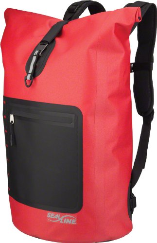 Seal Line Urban Backpack (Large, Red) (Sealline Mobile Electronic Case)