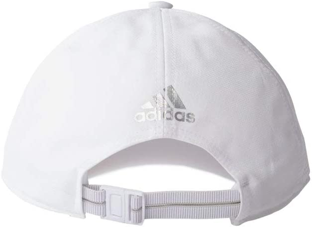 adidas Six-Panel Classic 3-Stripes Hat Climalite Cap, One Size ...