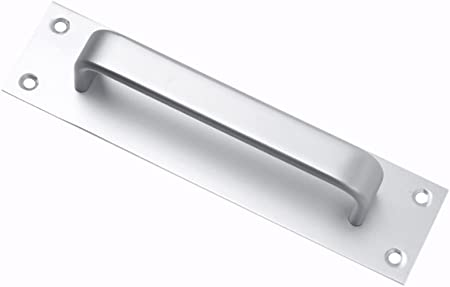 Anjcd Tirador de puerta corredera Puerta de acceso de puerta de aluminio (Color : B) : Amazon.es: Hogar
