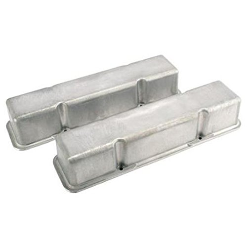 Small Block Chevy Tall Aluminum Valve Covers ()