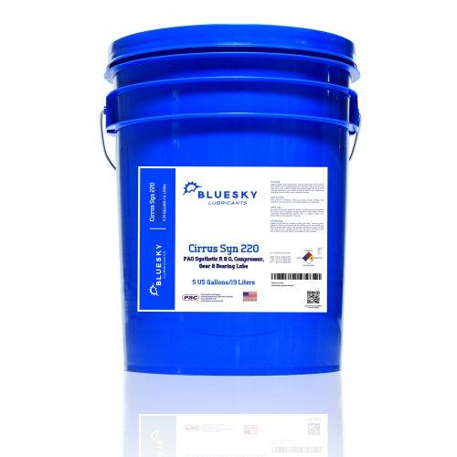 BlueSky Cirrus Syn 220 - 5 gal. (Summit Compressor)