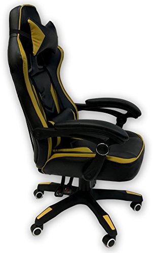 Viscologic Series Saloon Gaming Racing Style Swivel Office