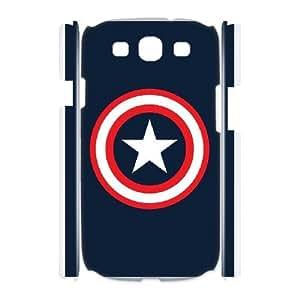 Samsung Galaxy S3 I9300 Phone Case Captain America H8Y5548501