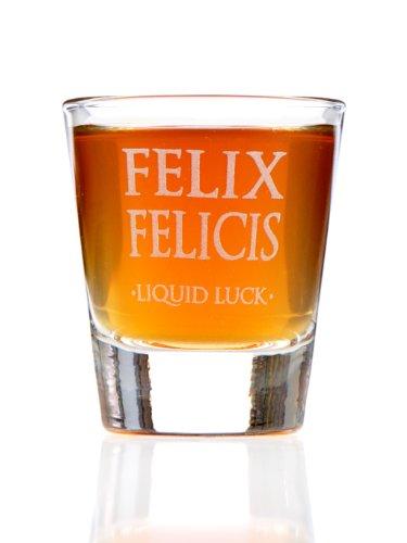 Harry Potter Felix Felicis Liquid Luck Shot Glass