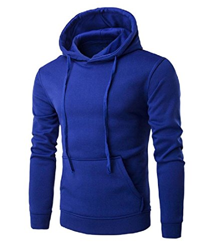 Solid Colored Hoodie - 6
