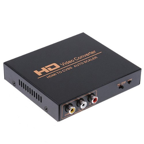 INNOBAY i-HC01 HDMI to CVBS Video Converter Auto Scaler for KTV, Pub by innobay