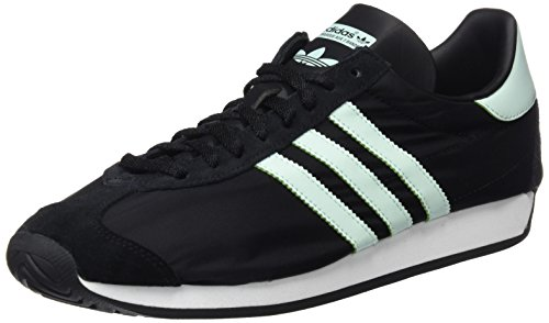 Adidas Originals Heren Country Og Trainers Core Zwart