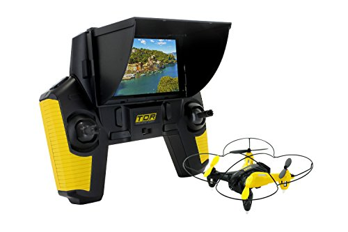 TDR Robin Pro 5.8G FPV with Built-in 4.3