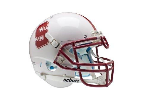 NCAA Stanford Cardinal Authentic XP Football Helmet by Schutt