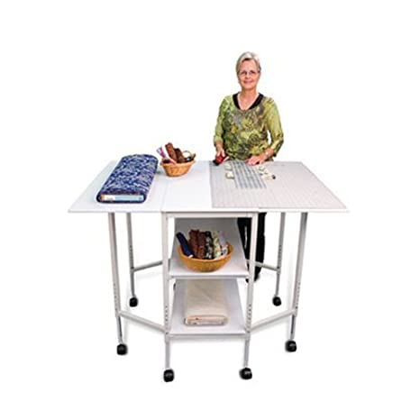 Amazon.com: TrueCut Crafting y mesa de corte: Kitchen & Dining