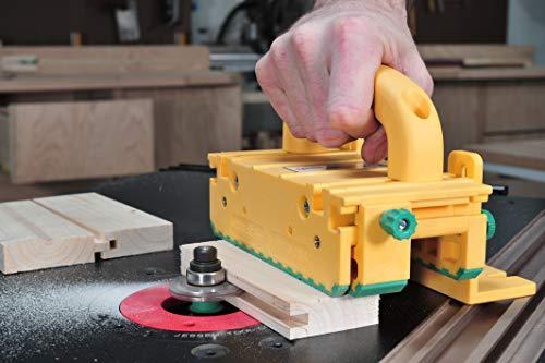 ارخص مكان يبيع GRR-RIPPER 3D Pushblock for Table Saws, Router Tables, Band Saws, and Jointers by MICROJIG