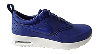 Nike Air Max Thea PRM Womens Running Trainers 616723 Sneakers Shoes (UK 4.5 US 7 EU 38, Royal Blue 400)