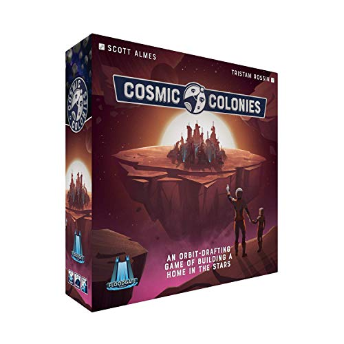Cosmic Colonies Board Game