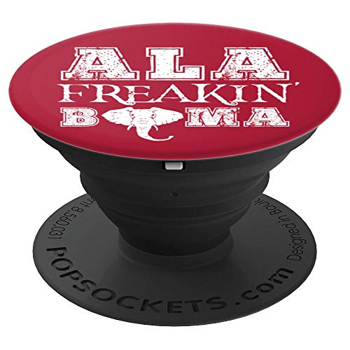 Ala Freakin Bama PopSockets Grip and Stand for Phones and Tablets
