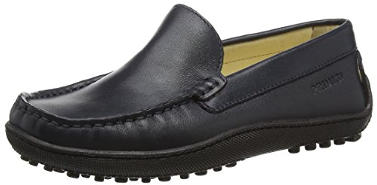Primigi Boys' Nathan-E Loafers, Black (Black), 7 Child UK 24 EU