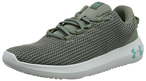 Under Armour Herren UA Ripple Laufschuhe, Grün (Moss Green/Black/Green Malachite)