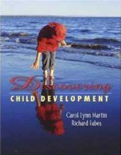 Martin And Fabes Discovering Child Development