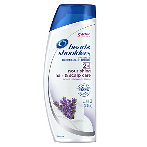Head and Shoulders Nourishing Hair and Scalp Care 2in1 with