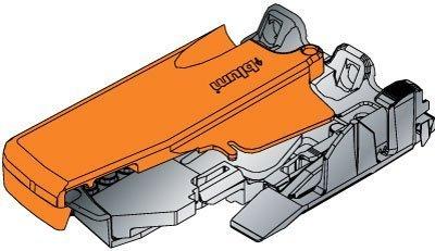 Blum Locking Device For Overlay Tandem Drawer Slides (2 Pairs)