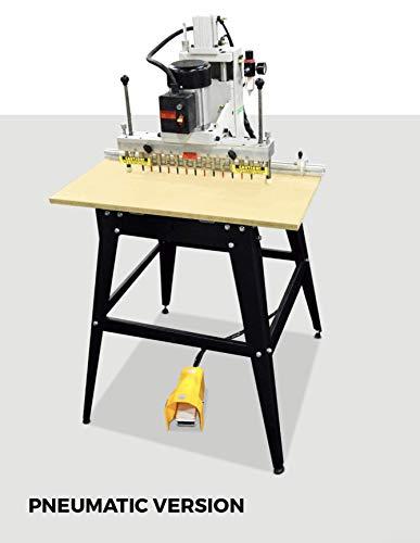 13 Spindle Line Boring Machine [Manual & Pneumatic] ()