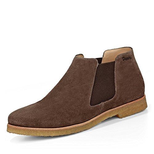 Sioux Jancoia - Botas de Piel para mujer Marrón marrón Marrón - marrón