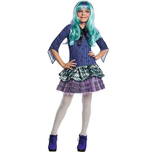 Unbranded Monster High Twyla Costume M Child Girl Halloween 13 Wishes]()