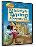 Disney Mickey's Typing Adventure Gold