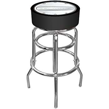 This item Chevrolet Camaro Padded Swivel Bar Stool