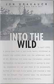 into the wild book jon krakauer pdf