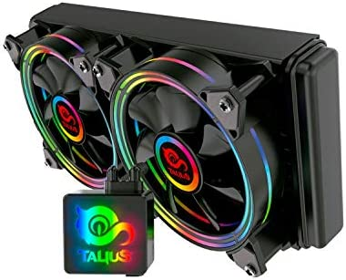 Talius Kit refrigeracion liquida Skadi-240 RGB (Intel-AMD): Amazon ...