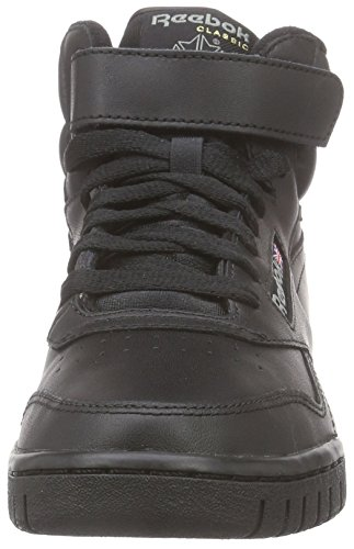 000 Adulte Basses Noir o Mixte Ex Fit Int Hi Reebok Black Baskets w0PqZxX