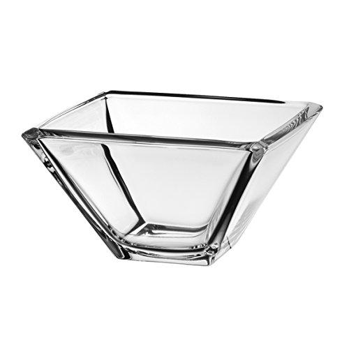 Barski European Glass - Square - Bowl - 7.7