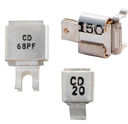 - Mica Capacitors 1000V 100pF +/- 5 % (1 piece)