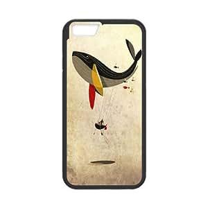 "Clzpg Unique Design Iphone6 Plus 5.5"" Case - Fly diy shell phone case"