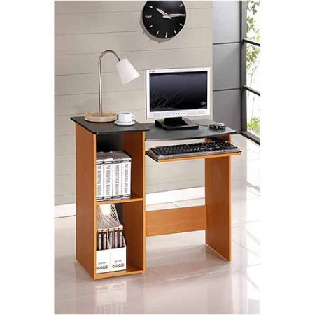 Versatile Multipurpose Computer Writing Desk, Adding Function to Your Home Office, Offers Space for a Desktop Computer or Laptop as Well as Storage, Compact Enough to Use Anywhere + Expert Guide