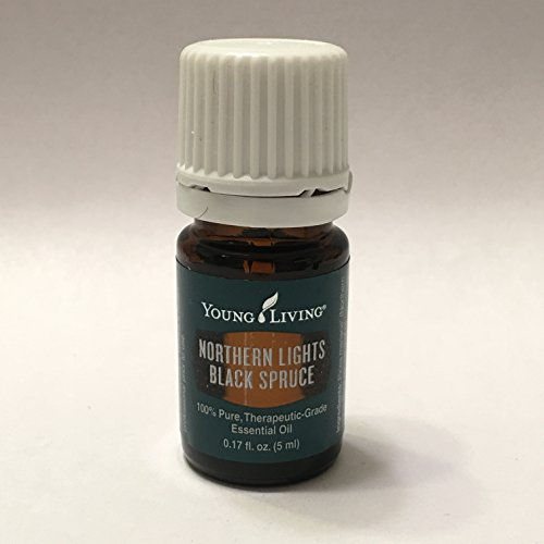 (Northern Black Spruce Essential Oil 5ml by Young Living Essential Oils)