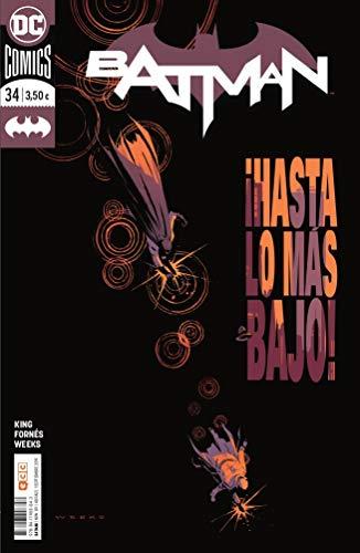 Batman núm. 89/34 (Batman (Nuevo Universo DC)) por Tom King,Lee Weeks,Jorge Fornés,Tobar Pator, Felip