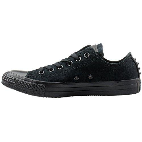Chuck black Donna 001 black Scarpe black Fitness Da Ctas Canvas Taylor Converse Nero Ox p7wdpq