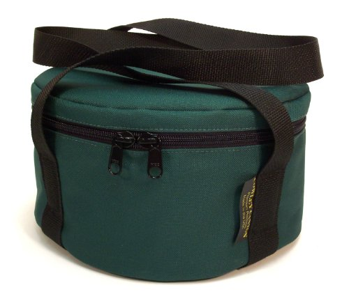 (Cast Iron Dutch oven Carry Case Bag Fully Padded holds 14 inch)