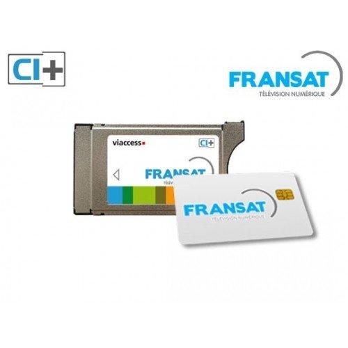 Fransat Cam + tarjeta de visualización: Amazon.es: Electrónica