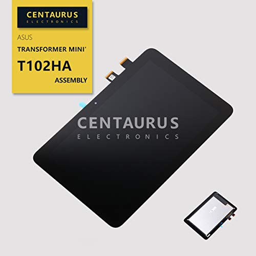 Replacement for Asus Transformer Mini T102HA 10.1 New LCD Replacement Display Touch Screen Digitizer Assembly